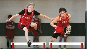 Indoor Track: Cards defeat Owsley County at College Park