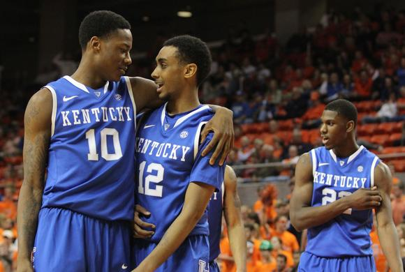 Archie Goodwin, Ryan Harrow, Alex Poythress