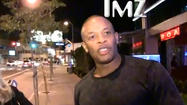 Dr. Dre picks Baltimore Ravens in Super Bowl