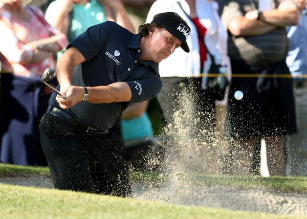 Phil Mickelson said Monday that he should have kept his comments about taxes to himself.