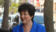U.S. Rep. Lois Frankel, D-West Palm Beach, gave her first one-minute speech on the floor of the U.S. House at midday Tuesday.