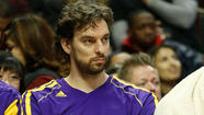 Lakers all-star Pau Gasol appears to be on the trading block. Writers from around the Tribune Co. discuss which trade involving the two-time NBA champion would make the most sense. Feel free to join the conversation with a comment of your own.