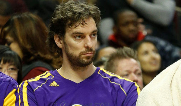 Pau Gasol may be part of the next big move made by the struggling Lakers.