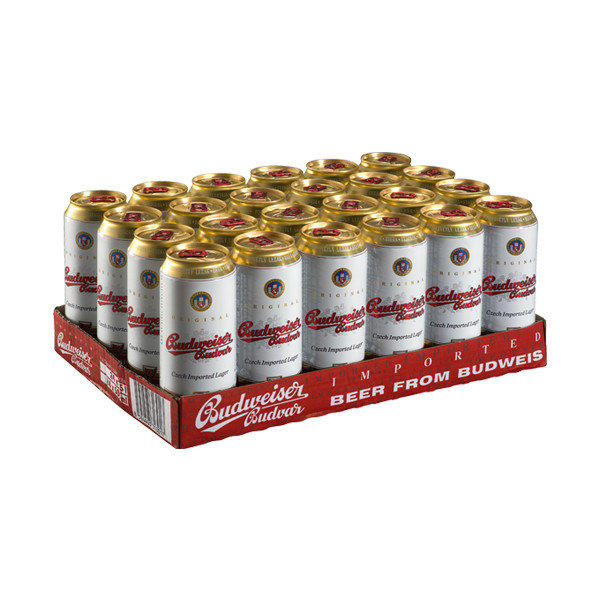 "Budejovicky Budvar's version of Budweiser. A European Union court awarded competitor Anheuser-Busch InBev the right to trademark the name ""Bud"" in Europe."