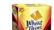 Baltimore vs. San Francisco, round one - Wheat Thins