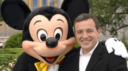 Robert Iger, chief executive of Walt Disney Co., got a big pay raise last year.