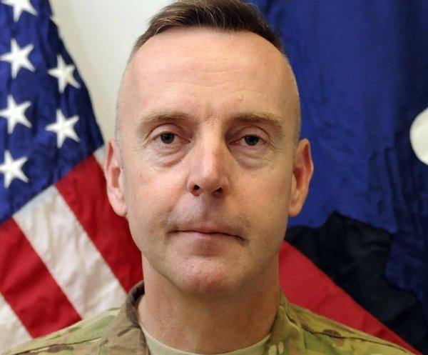 Brig. Gen. Jeffrey Sinclair