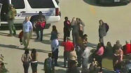At least two people were wounded in a Tuesday shooting at Lone Star College in north Houston, according to initial reports.