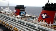 Disney Cruise Line was among the top honors in the 2013 readers' poll for Top Cruise Ships in the World. The line's oldest ship, the Disney Magic, was named the No. 1 Large Cruise Ship, one of four categories in the poll results released today.