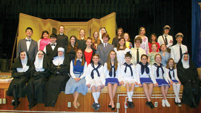 The Windber Area High School Drama Club is presenting The Sound of Music Feb. 1-3 at the high school auditorium.
