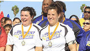"""The Biggest Loser"" could rename the white team ""Team Danni."" That's because she's the only left standing after a week in which the trainers were dispatched to check in on the kids, leaving the players to work out on their own."
