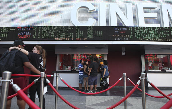 Worldwide spending on movies rose more than 2% in 2012 to $62.4 billion, a report said. Spending on movie tickets increased 7% to $33.4 billion as more people visited theaters in every region of the world.