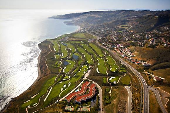 A network of public trails runs along Trump National Golf Club in Rancho Palos Verdes.