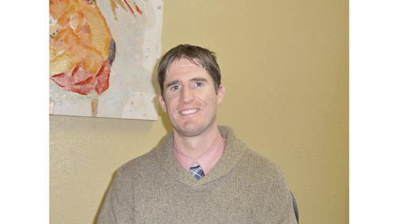 Dr. Ryan Hamilton recently opened an Advantage Audiology office in Gaylord, which is his hometown.