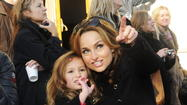 Giada De Laurentiis and daughter JadeGiada De Laurentiis