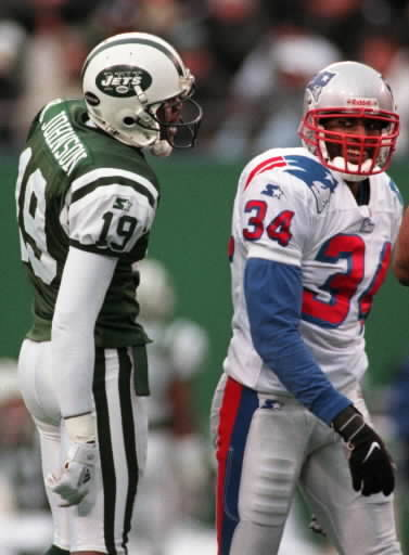 Tebucky Jones, who played for the New England Patriots, Miami Dolphins and New Orleans Saints in an NFL career from 1998-2005, now lives in Farmington.Jones is the head football coach at New Britain High School and father of former UConn and current Fordham football player Tebucky Jones Jr.
