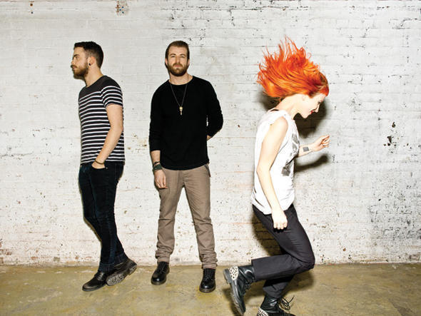 Paramore has released the first single from its upcoming self-titled album, due out April 9.