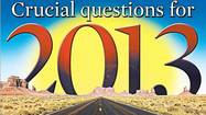 What will 2013 bring to car lovers, automakers and shoppers? Here are some of the questions on my screen as the year begins: