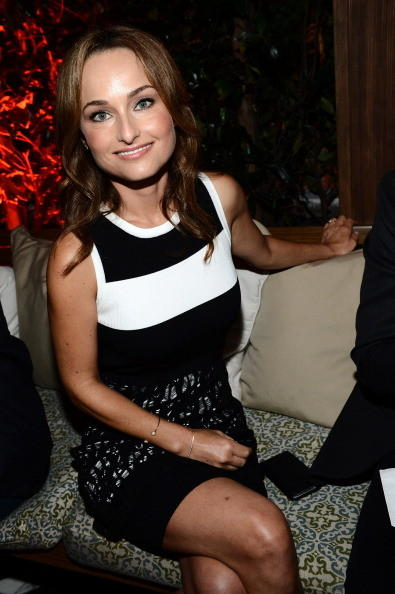 Actress Giada De Laurentiis attends Audi and Derek Lam Celebrate the 2012 Emmy Awards held at Cecconi's Restaurant on September 16, 2012 in Los Angeles, California. (Photo by )