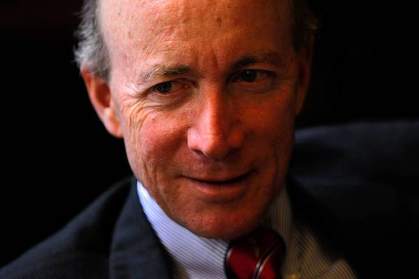 Former Indiana Gov. Mitch Daniels is now president of Purdue University.