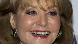 Barbara Walters on the mend after falling and hitting her head