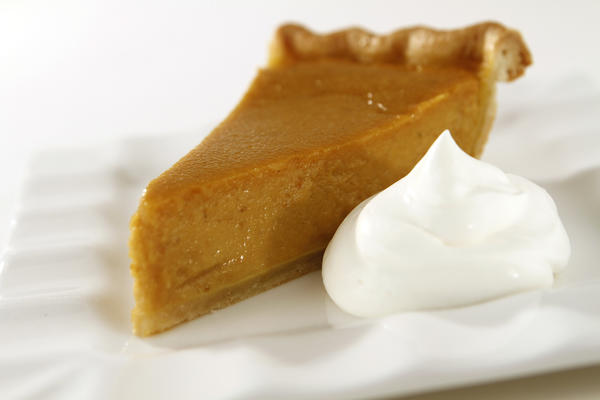 "While you can find all sorts of variations that take the basic pumpkin pie in different directions, there is still no beating the original. <a href=""http://www.latimes.com/features/food/thanksgiving/la-fo-th-pies-pumpkin,0,5182448.story"">Click here for the recipe.</a>"