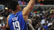 AUBURN HILLS, Mich. — One of the Orlando Magic's injured players returned Tuesday night.