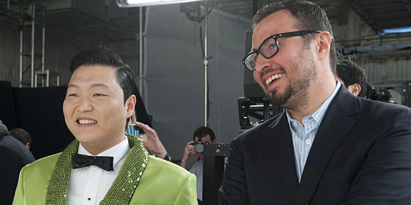 South Korean rapper PSY works with Grammy-award-winning director Mathew Cullen of MTh (Motion Theory)