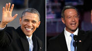 Poll shows Obama, O'Malley approval remains strong