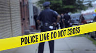 One man was killed and another injured in a double shooting in southeast Baltimore on Tuesday night.