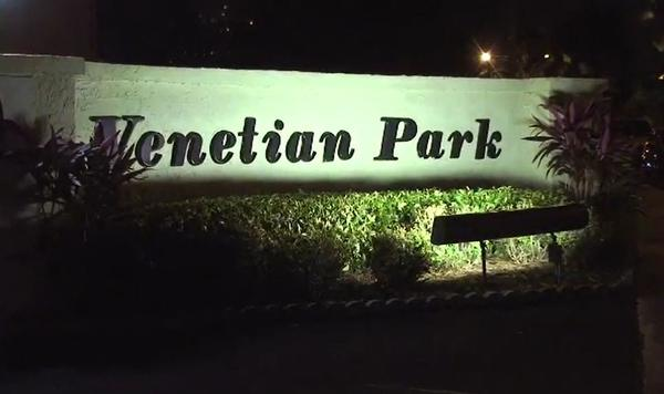 Residents at the Venetian Park Apartments have no reason to live in fear