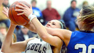 Boonsboro South Hagerstown girls basketball
