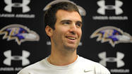 Kurt Warner said Joe Flacco has earned $100 million contract