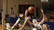 Photo Gallery: Central Girls Basketball 1/22