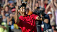 Torrey Pines still special to Tiger Woods