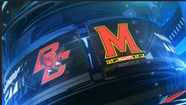 VIDEO Terps down Boston College 64-59