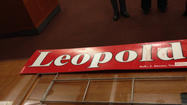 Detail officer says Leopold removed opponent's campaign signs