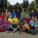 'The Amazing Race' 22 cast
