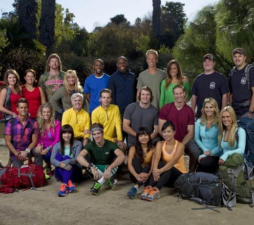 'The Amazing Race' Season 22 cast: The Amazing Race 22 cast
