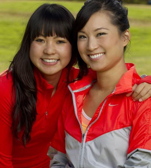 'The Amazing Race' Season 22 cast: Name: Pamela Chien Age: 29 Hometown: Los Angeles Current occupation: Art Director and Fitness Instructor   Name: Winnie Sung Age: 29 Hometown: Los Angeles Current occupation: Senior Project Manager Connection: Best Friends