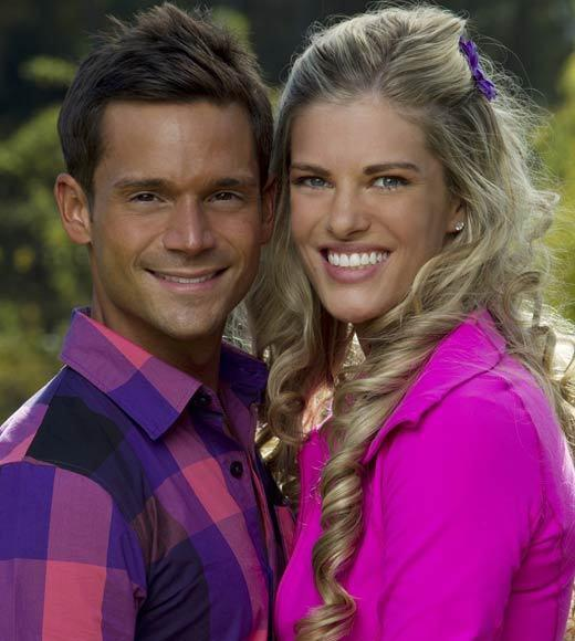 'The Amazing Race' Season 22 cast: Name: Max Bichler Age: 30 Hometown: Buffalo, N.Y. Current occupation: Cigar Sales  Name: Katie Bichler Age: 24 Hometown: Buffalo, N.Y. Current occupation: Pharmacist Connection: Newlyweds