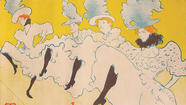 Toulouse-Lautrec Invades America, and the New Britain Museum of American Art