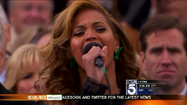 VIDEO Did Beyonce lip sync at the inauguration?