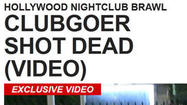 Gossip website TMZ.com re-edited graphic footage of a 19-year-old man being shot to death outside a Hollywood nightclub, following an online protest from the teen's family that drew support from more than 212,000 people.