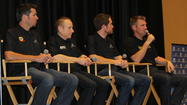 PHOTOS: Day 2 of the NASCAR Media Tour
