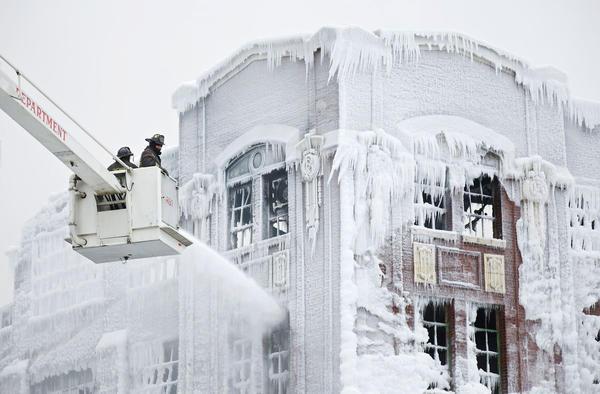 北極寒流持續發威 - 通天經紀 - tongtianjingji的博客