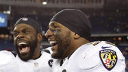 Ray Lewis plays on