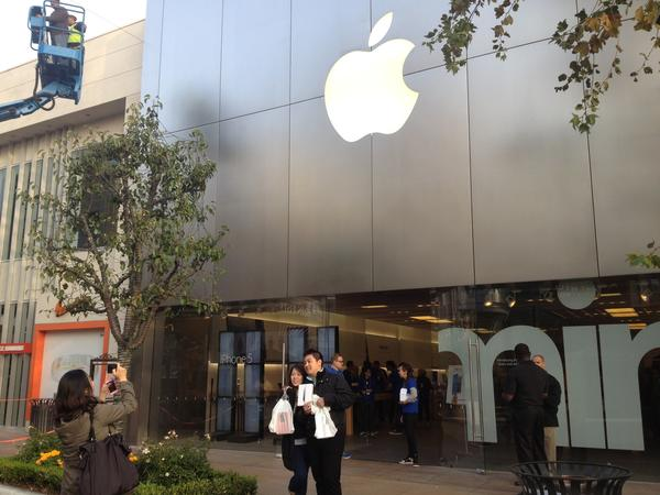 Apple Inc. will report its fiscal first-quarter earnings after the closing bell Wednesday.
