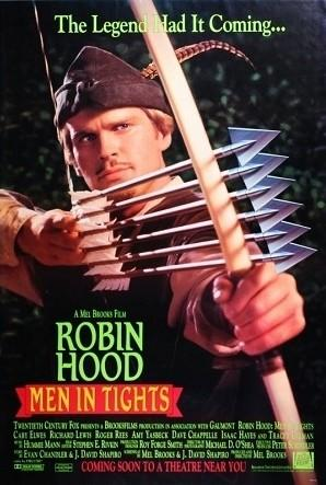 'Robin Hood: Men in Tights' movie poster