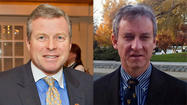 With one Republican and one Democrat now representing the Lehigh Valley, this will be a common occurrence: Charlie Dent and Matt Cartwright split their vote Wednesday on temporarily suspending the debt ceiling.